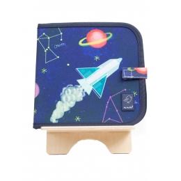 Carte de colorat refolosibila - Constelatii - Color It & Go erasable book - Costellation - Jaq Jaq Bird