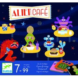 Joc de strategie Djeco, Alien cafe