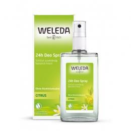 Deodorant spray cu citrice , Weleda