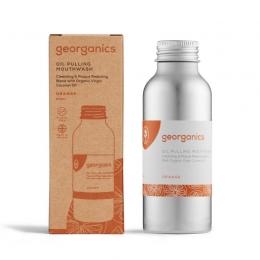 Ulei pentru igiena orala orange, GEORGANICS