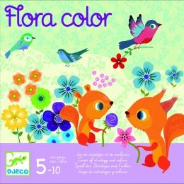 Joc de strategie Flora color