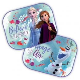 Parasolar auto Disney Frozen II   2 buc/set SEVEN