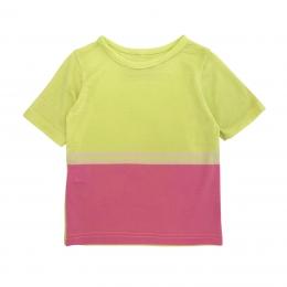 Tricou din lana merinos Pink Lemonade