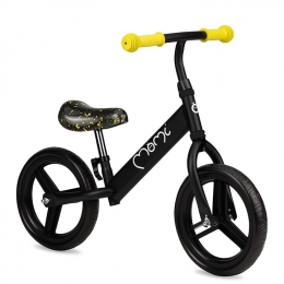 Bicicleta fara pedale Nash, Momi, Lemon