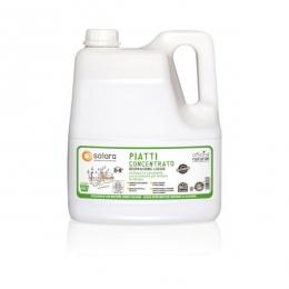 Detergent lichid vase super concentrat (fara parfum) 4 Litri