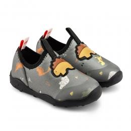 Pantofi Baieti Bibi Fisioflex 4.0 Dino