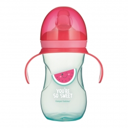 "Canita antrenament ""So Cool"", Canpol babies, 270 ml, roz"
