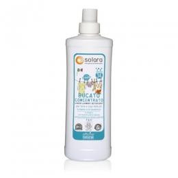 Detergent lichid rufe super concentrat (fara parfum) 1 litru (34 spalari)