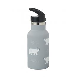 Sticla esentiala - termos pentru copii, New Nordic, model Polar Bear