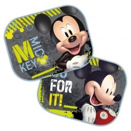 Parasolar auto Disney Go for It Mickey 2 buc/set SEVEN