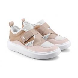 Pantofi Fete Bibi Glam Rosa