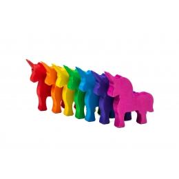 Set Handmade, Unicorni colorati