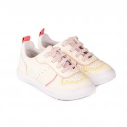Pantofi Fete BIBI Agility Mini Albi/Astral