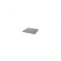 Saltea pentru tarc copii 100x93 cm grey star Fillikid
