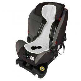 Protectie Antitranspiratie, Scaun Auto 9-18 kg, Light Grey