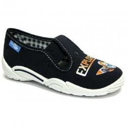 Pantofi Baieti, Negru, marca RenBut