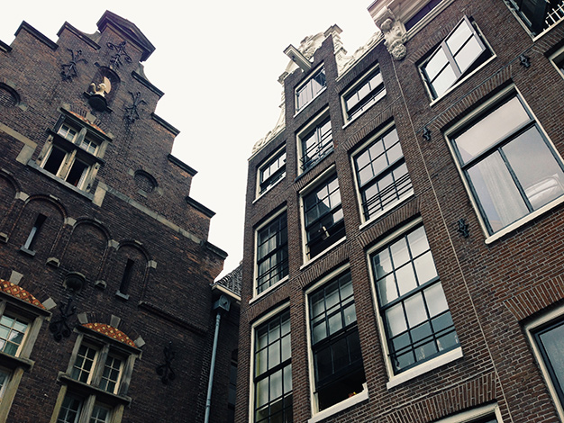 Irgendwo in Amsterdam