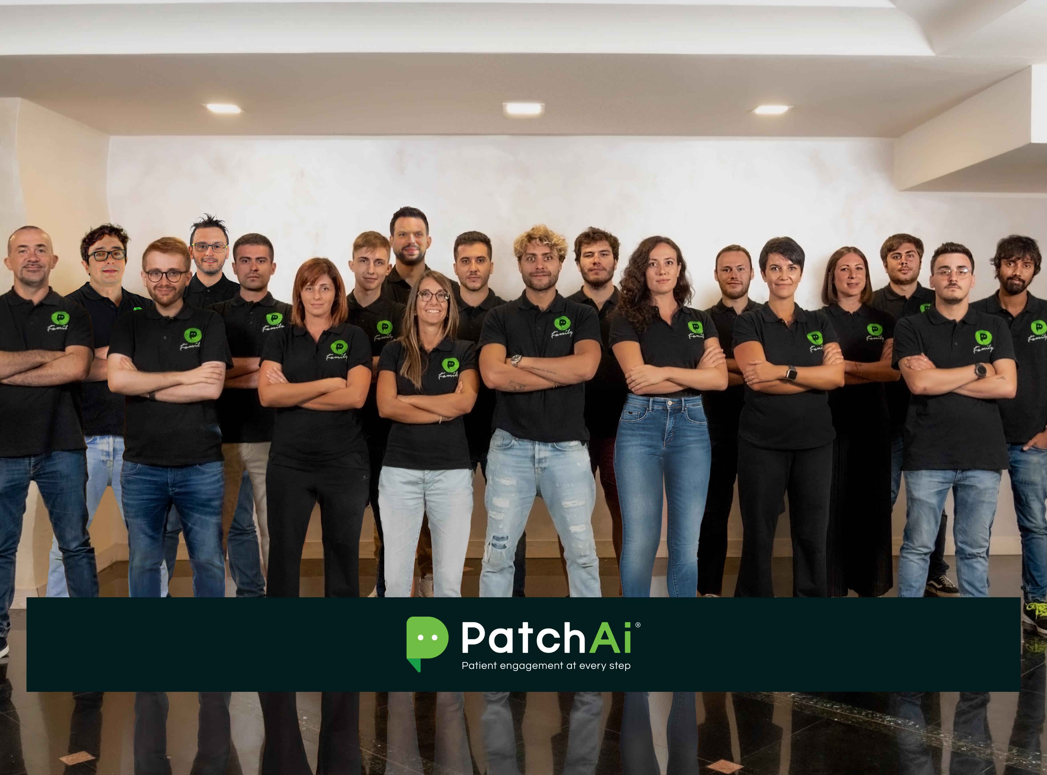 Round da 1,7 milioni per la startup di digital health PatchAi