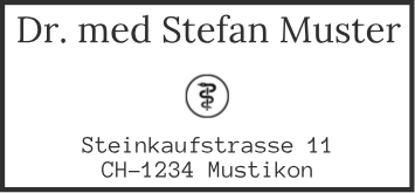 Bild von Arzt Logo links