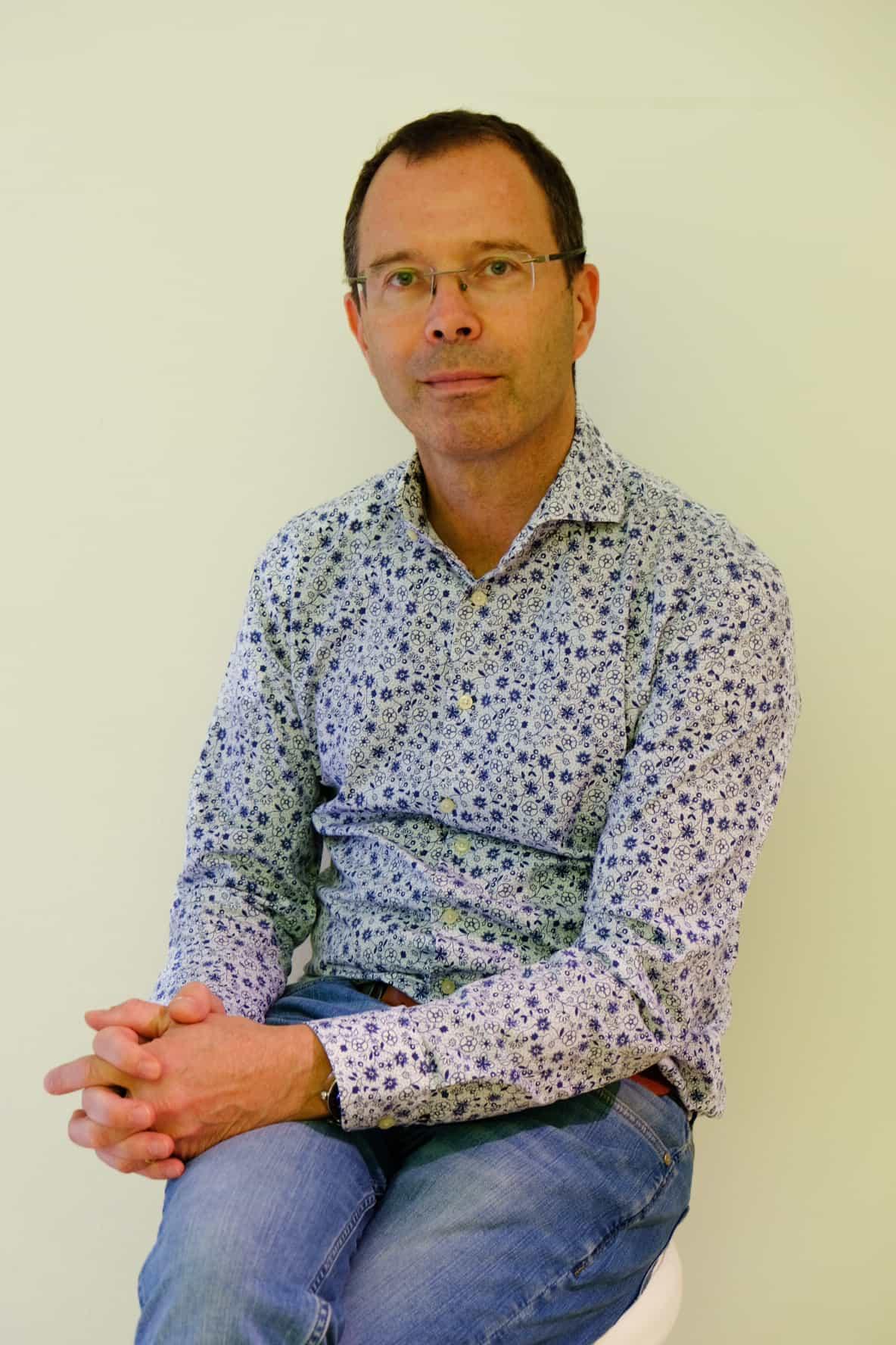Dr Eric Raucq