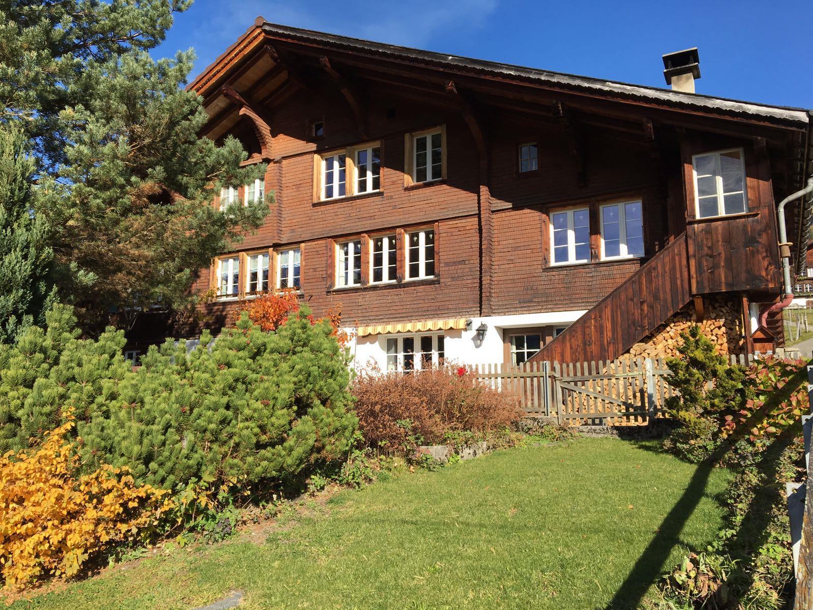 Ferienwohnung Am Gässli 5-Bettwohnung (2691691), Hasliberg Hohfluh, Meiringen - Hasliberg, Berner Oberland, Schweiz, Bild 2