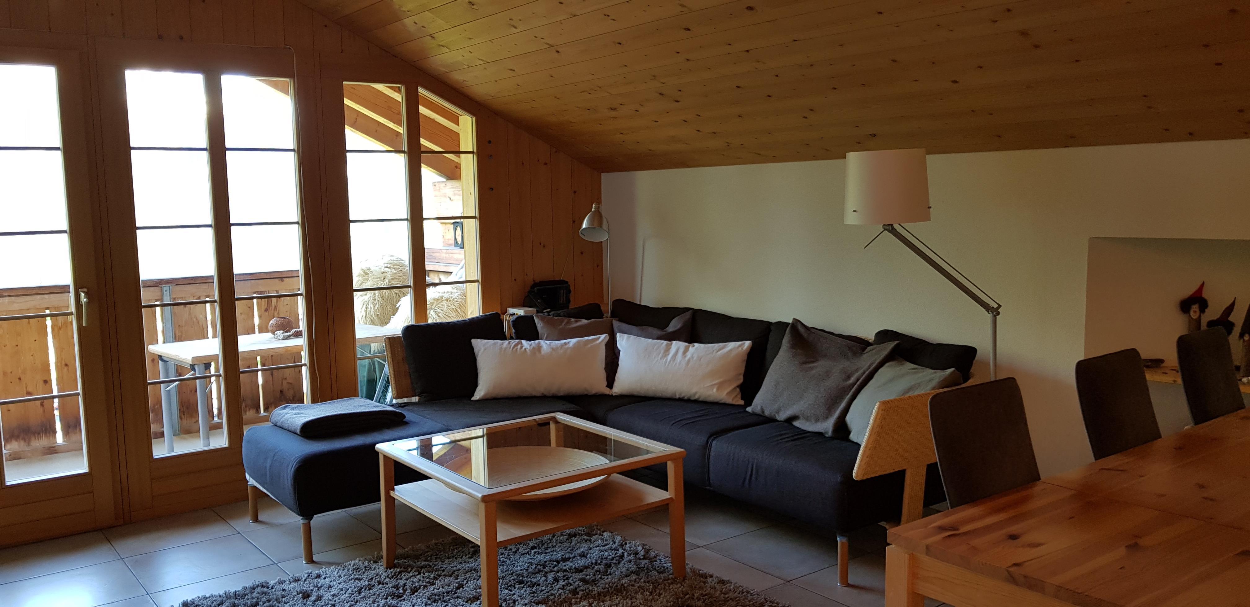 Appartement de vacances Kastor 5-Bettwohnung (2691720), Hasliberg Reuti, Meiringen - Hasliberg, Oberland bernois, Suisse, image 3