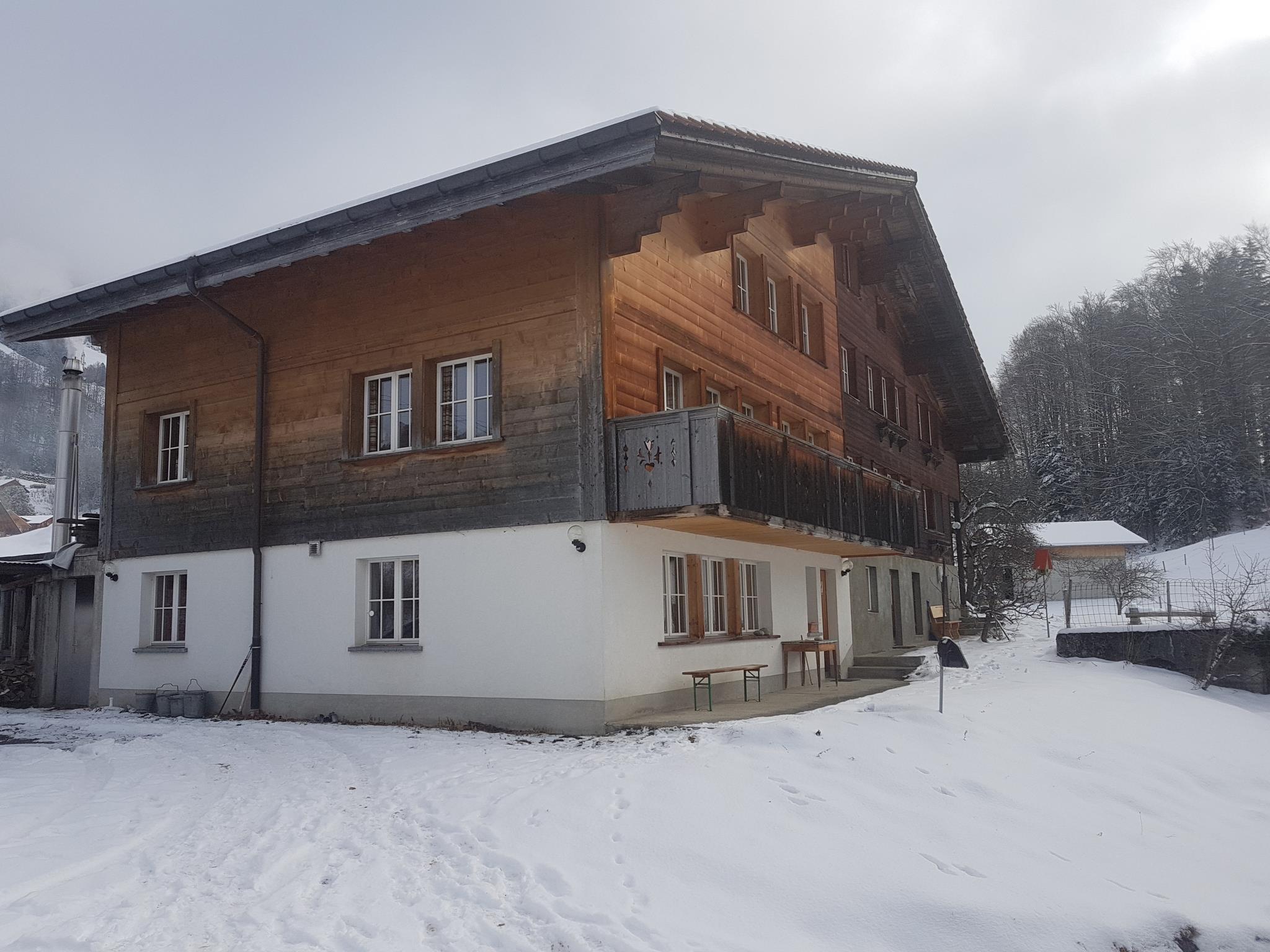 Appartement de vacances Grini-Hüs 8 Bett Wohnung (2691732), Hasliberg Reuti, Meiringen - Hasliberg, Oberland bernois, Suisse, image 1