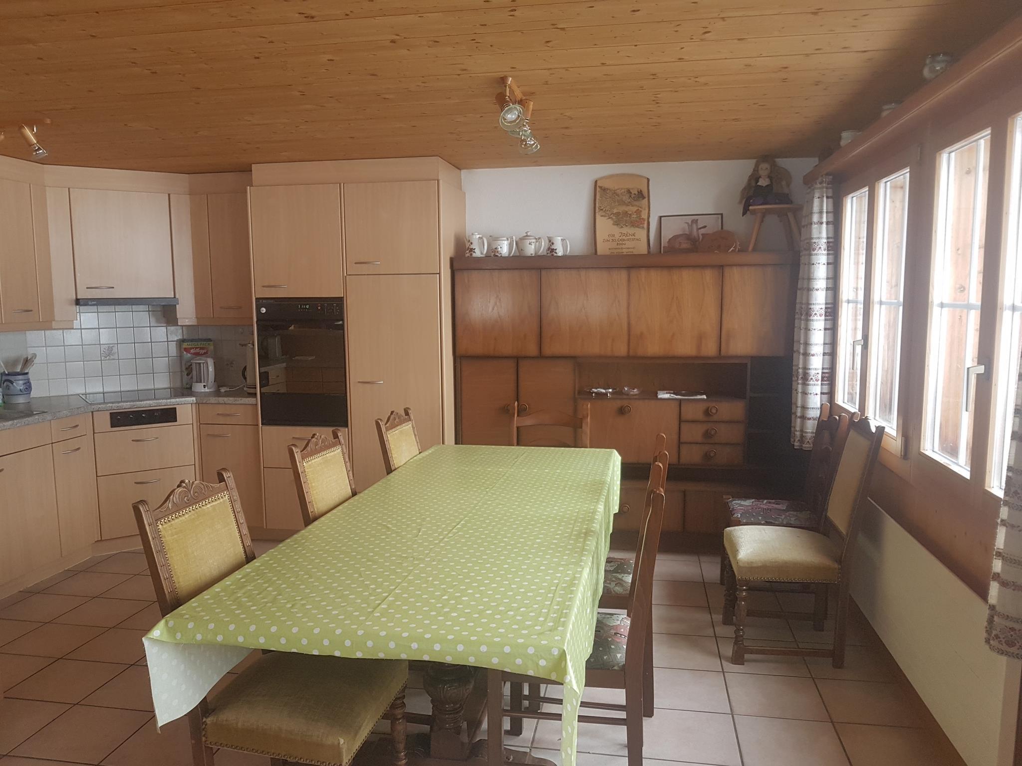 Appartement de vacances Grini-Hüs 8 Bett Wohnung (2691732), Hasliberg Reuti, Meiringen - Hasliberg, Oberland bernois, Suisse, image 4