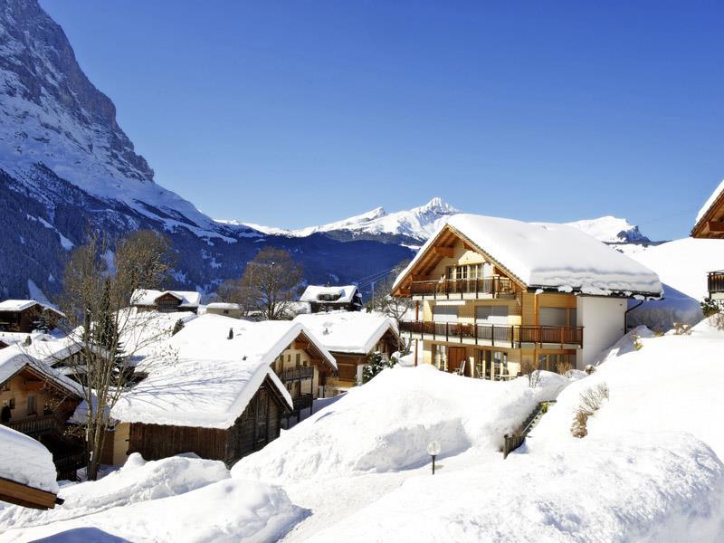 Appartement de vacances Steinbilla 2 Bett Ferienwohnung (2692218), Grindelwald, Région de la Jungfrau, Oberland bernois, Suisse, image 2