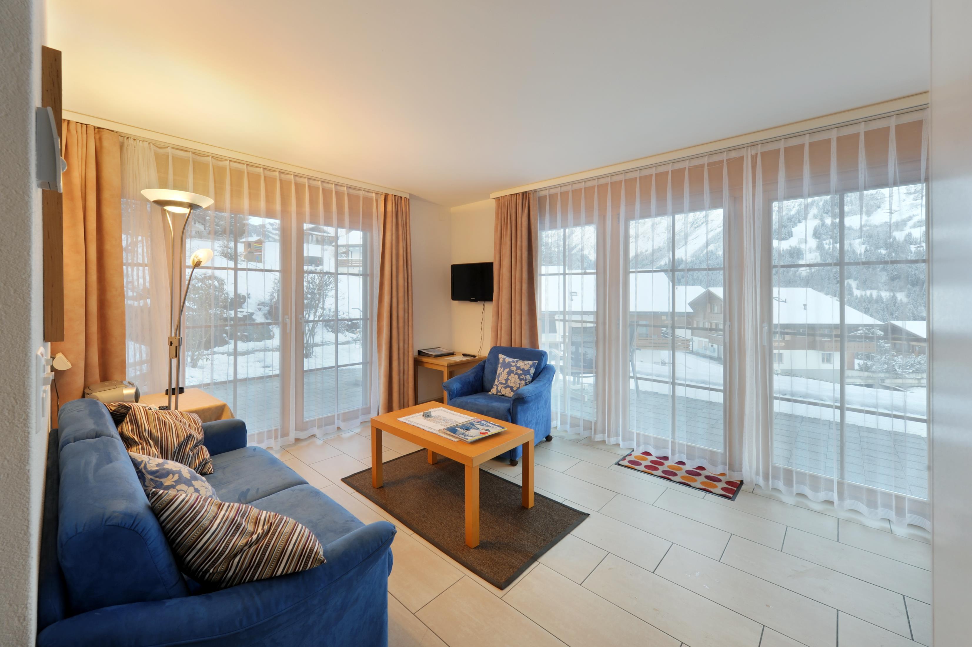 Appartement de vacances Steinbilla 2 Bett Ferienwohnung (2692218), Grindelwald, Région de la Jungfrau, Oberland bernois, Suisse, image 6