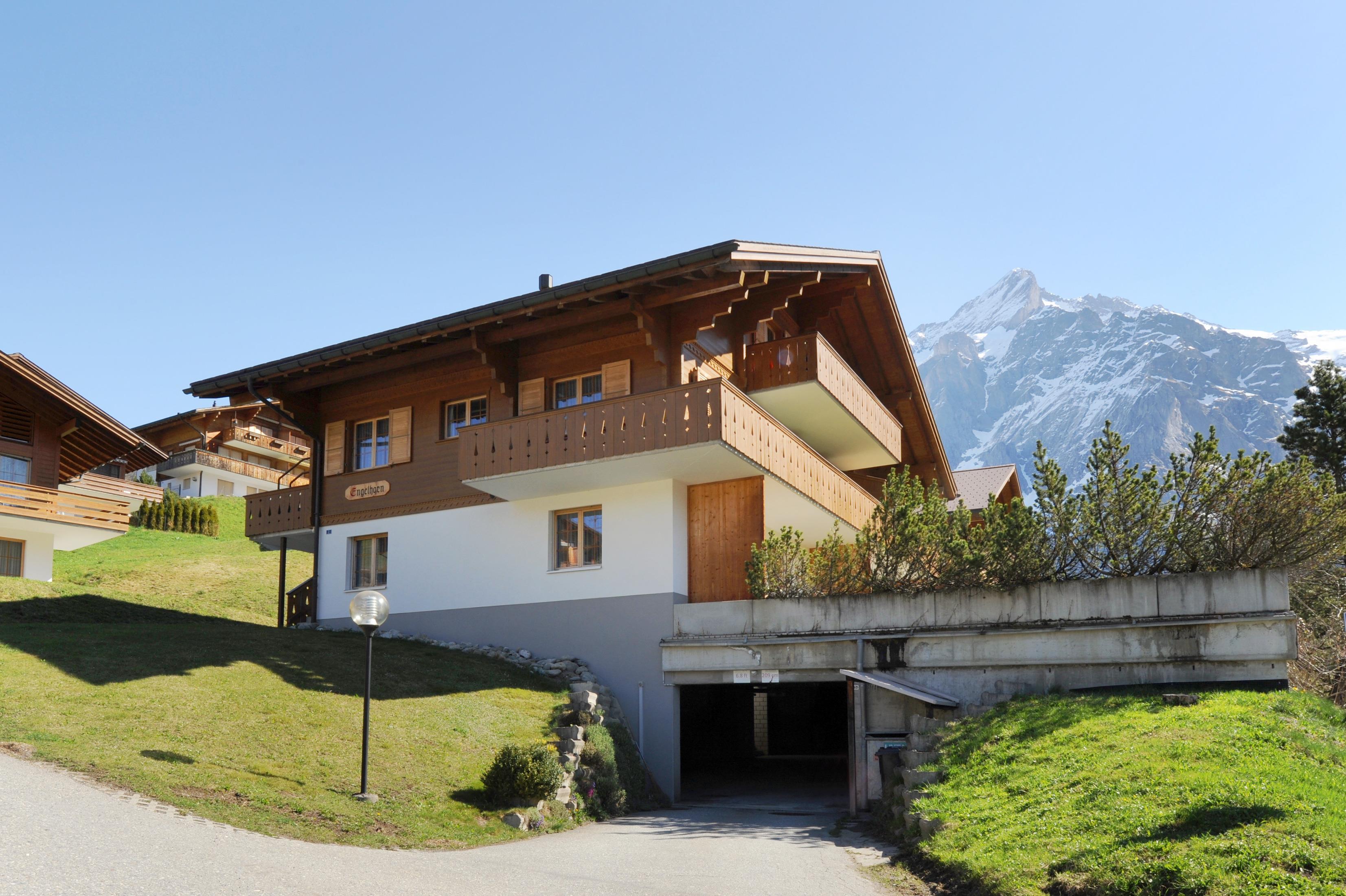 Appartement de vacances Furggenhorn App. 573 4 Bett Wohnung Obj. 4068 (2692219), Grindelwald, Région de la Jungfrau, Oberland bernois, Suisse, image 2