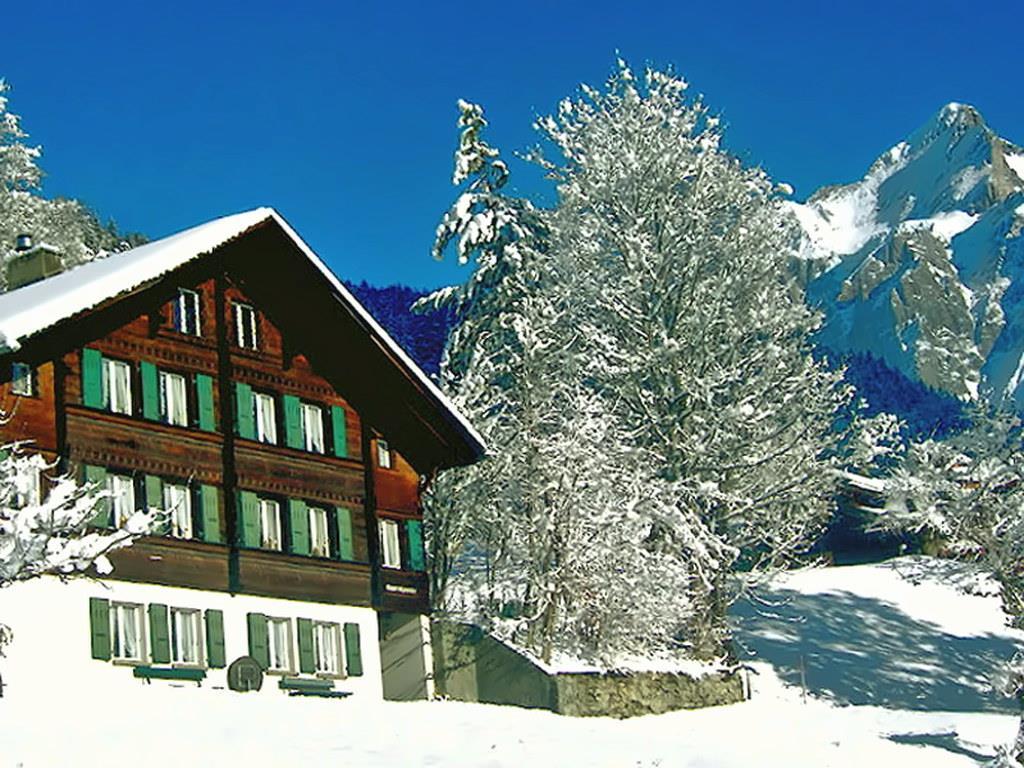 Appartement de vacances Alpenruhe - Chalet mit einzigartiger Aussicht (2692223), Grindelwald, Région de la Jungfrau, Oberland bernois, Suisse, image 1