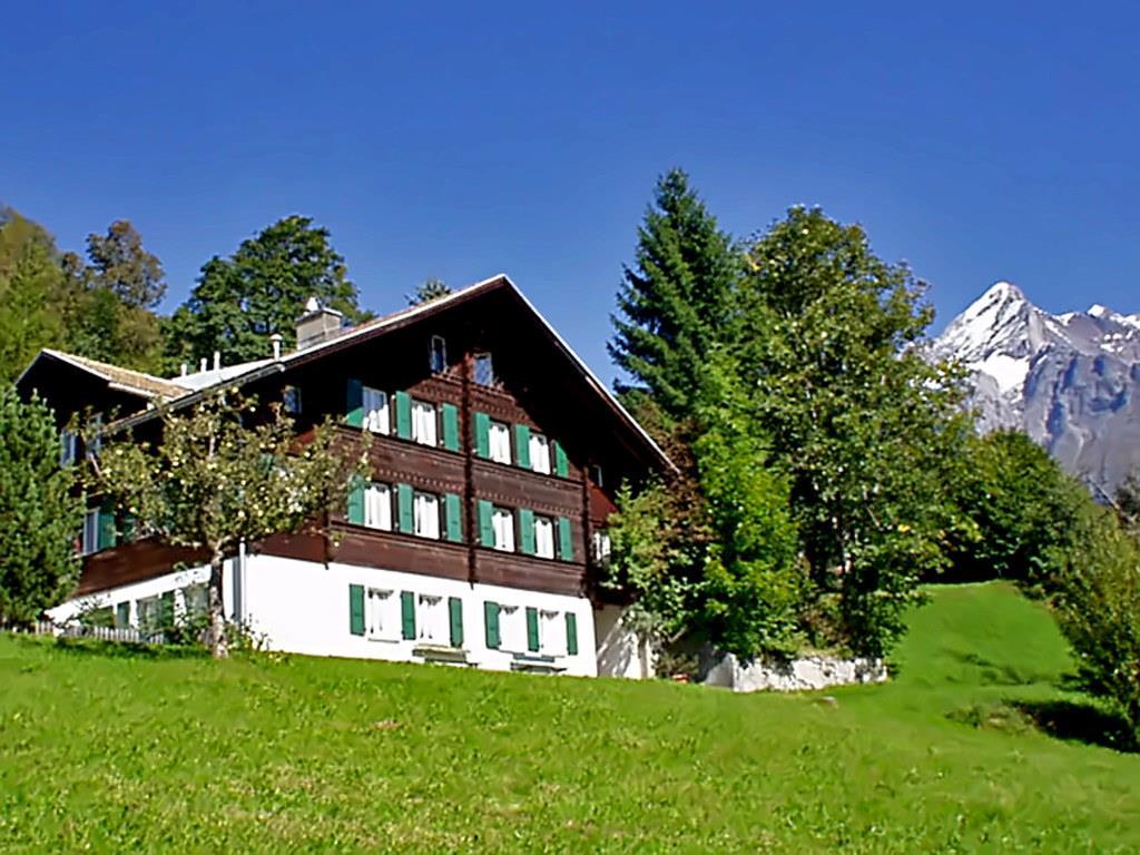Appartement de vacances Alpenruhe - Chalet mit einzigartiger Aussicht (2692223), Grindelwald, Région de la Jungfrau, Oberland bernois, Suisse, image 2
