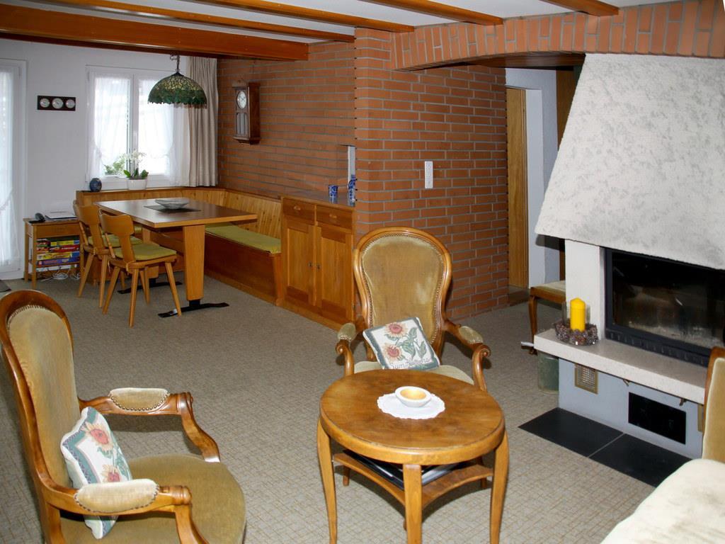 Appartement de vacances Alpenruhe - Chalet mit einzigartiger Aussicht (2692223), Grindelwald, Région de la Jungfrau, Oberland bernois, Suisse, image 4