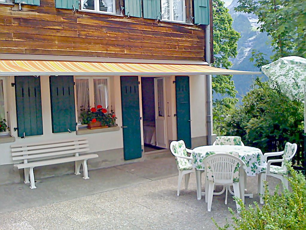 Appartement de vacances Alpenruhe - Chalet mit einzigartiger Aussicht (2692223), Grindelwald, Région de la Jungfrau, Oberland bernois, Suisse, image 14