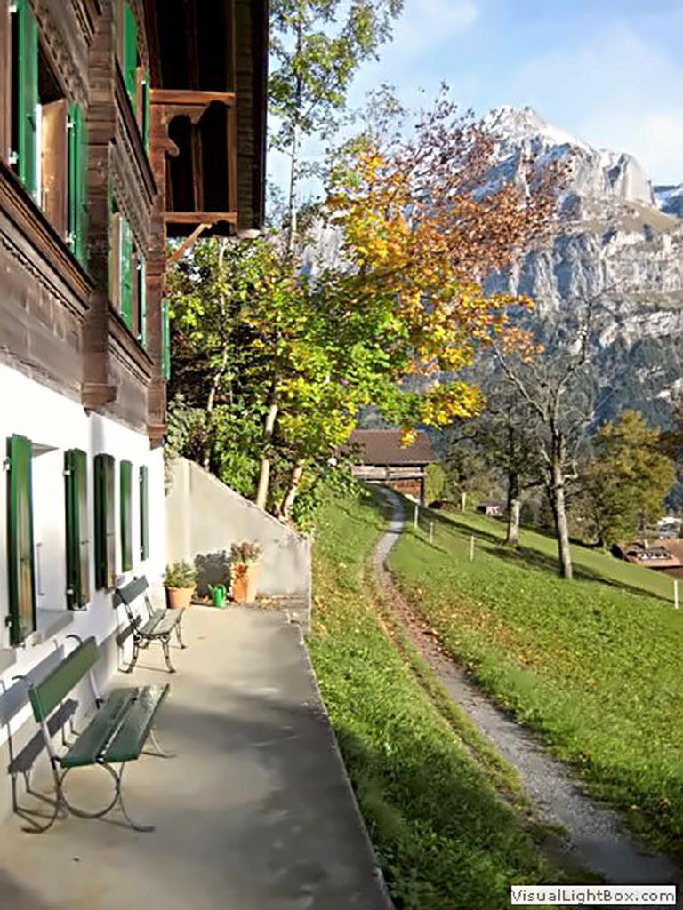 Appartement de vacances Alpenruhe - Chalet mit einzigartiger Aussicht (2692223), Grindelwald, Région de la Jungfrau, Oberland bernois, Suisse, image 16