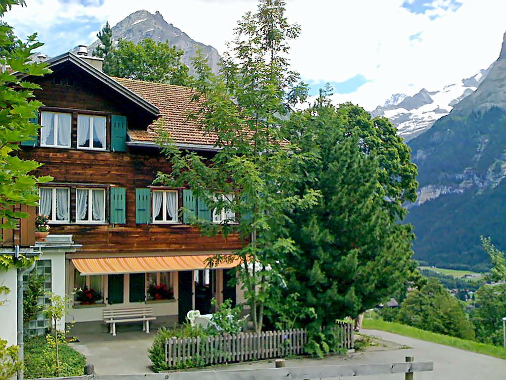 Appartement de vacances Alpenruhe - Chalet mit einzigartiger Aussicht (2692223), Grindelwald, Région de la Jungfrau, Oberland bernois, Suisse, image 17