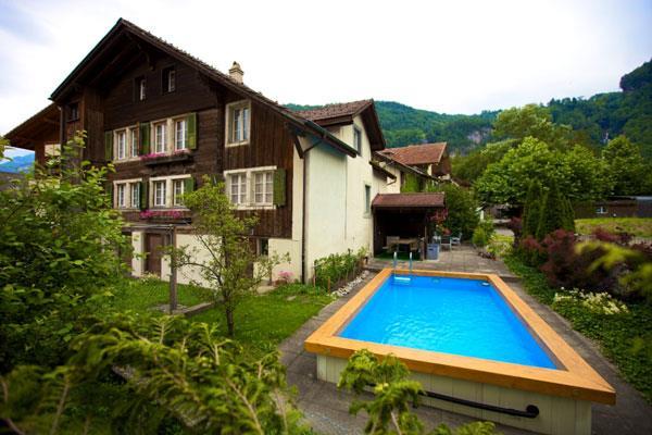 Holiday apartment Wenger 5-Bettwohnung (2692226), Meiringen, Meiringen - Hasliberg, Bernese Oberland, Switzerland, picture 9