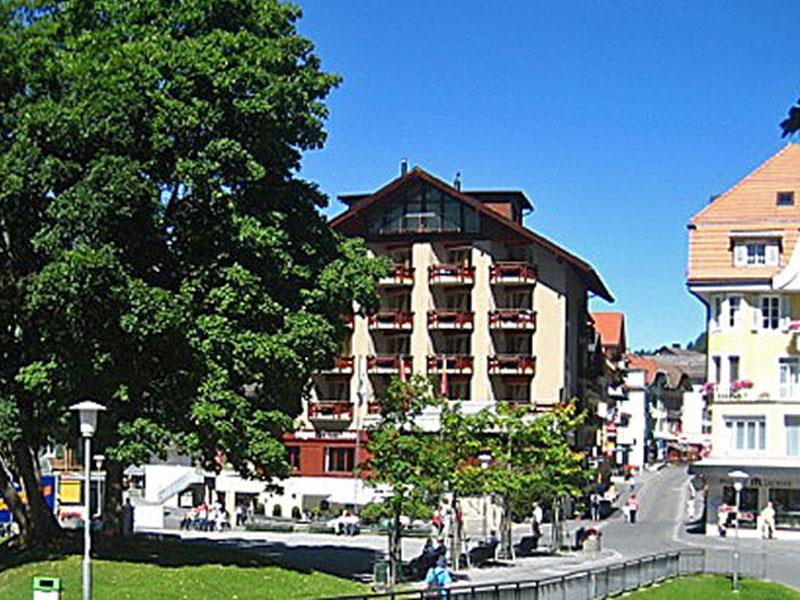 Ferienwohnung Eiger Residence 6 Bett Wohnung (2712549), Wengen, Jungfrauregion, Berner Oberland, Schweiz, Bild 2