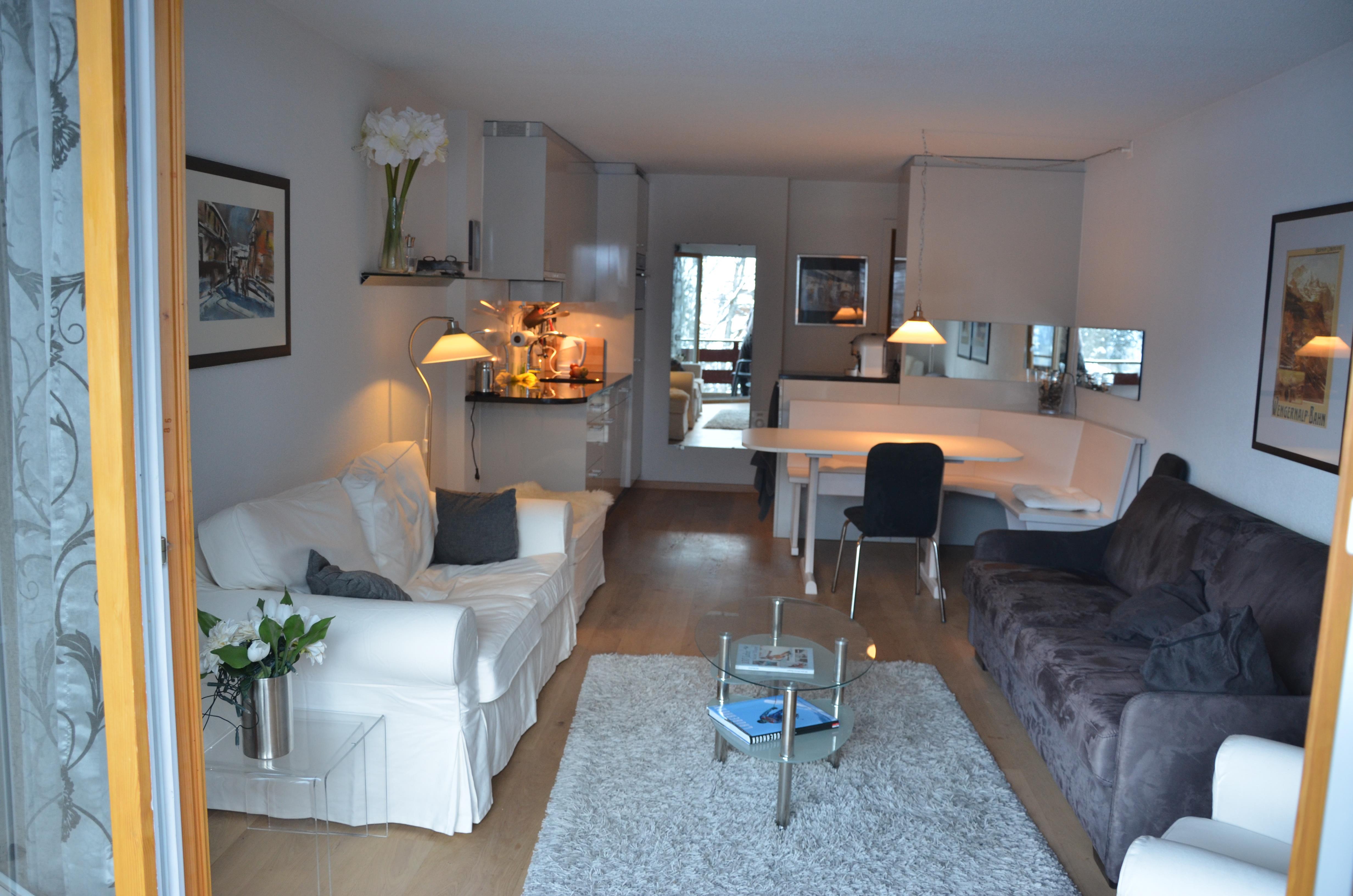Ferienwohnung Eiger Residence 6 Bett Wohnung (2712549), Wengen, Jungfrauregion, Berner Oberland, Schweiz, Bild 3