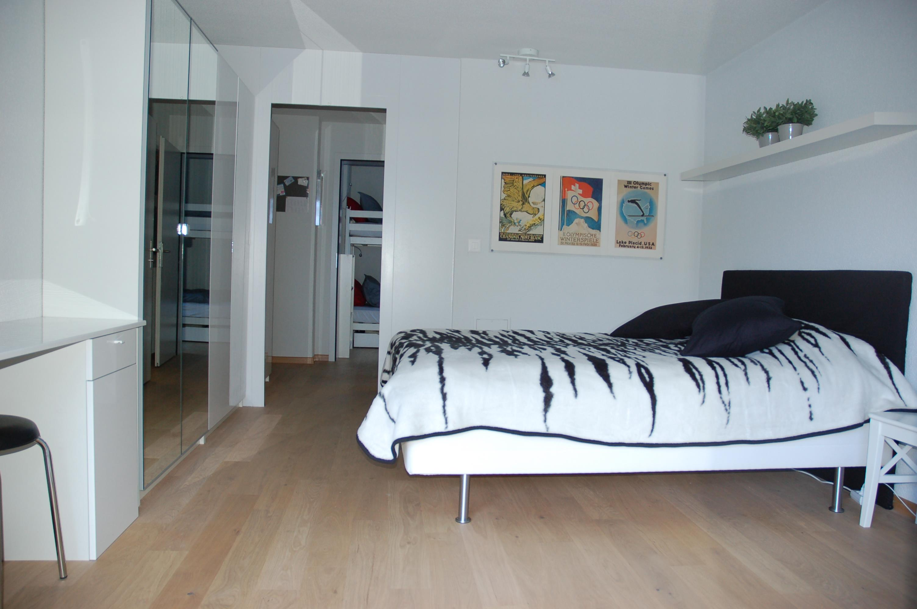Ferienwohnung Eiger Residence 6 Bett Wohnung (2712549), Wengen, Jungfrauregion, Berner Oberland, Schweiz, Bild 4