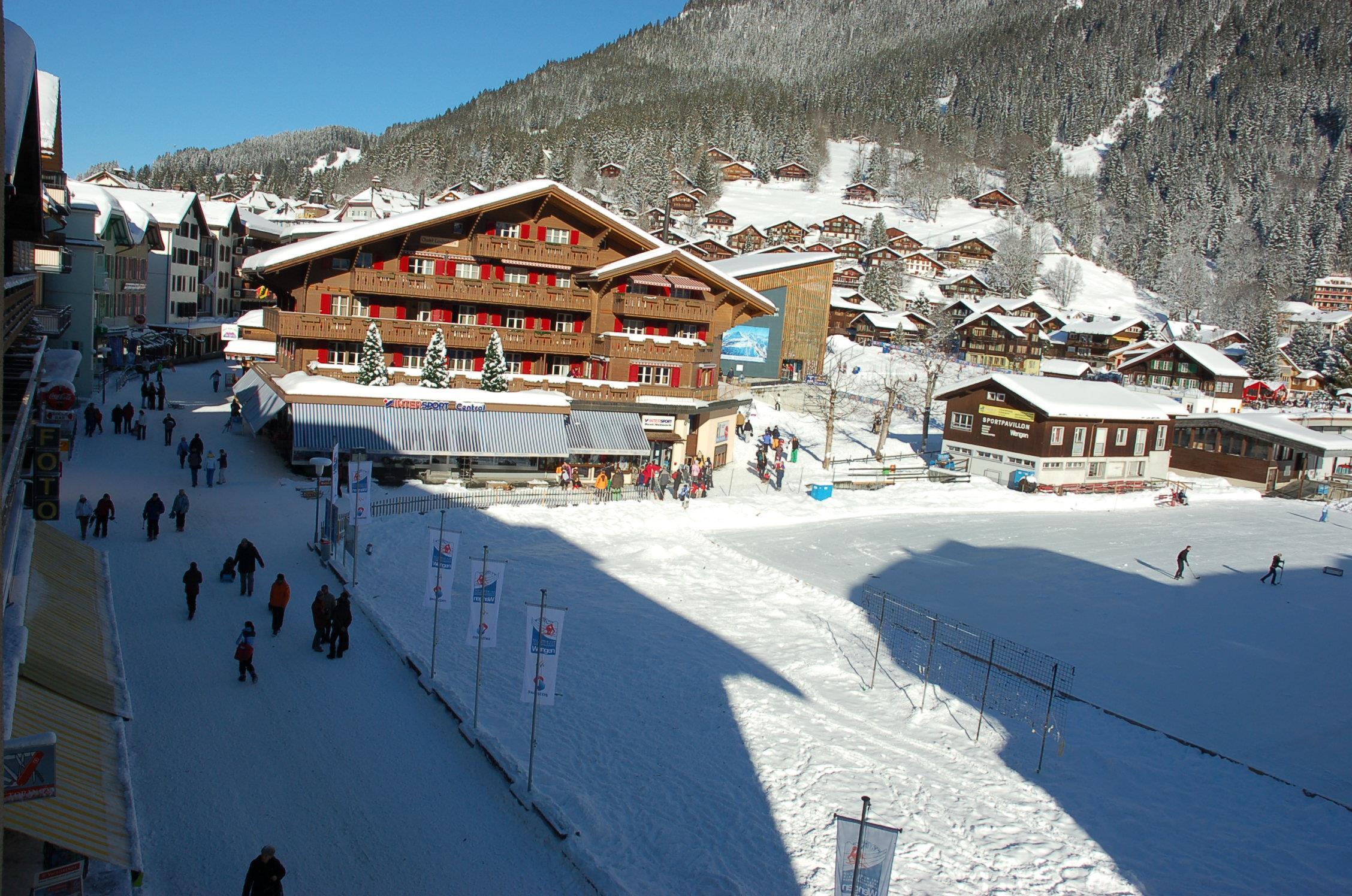 Ferienwohnung Eiger Residence 6 Bett Wohnung (2712549), Wengen, Jungfrauregion, Berner Oberland, Schweiz, Bild 8