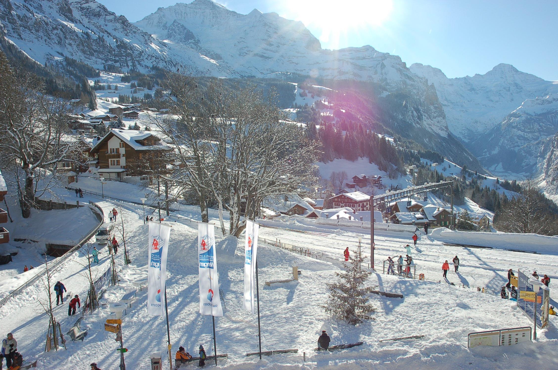 Ferienwohnung Eiger Residence 6 Bett Wohnung (2712549), Wengen, Jungfrauregion, Berner Oberland, Schweiz, Bild 9