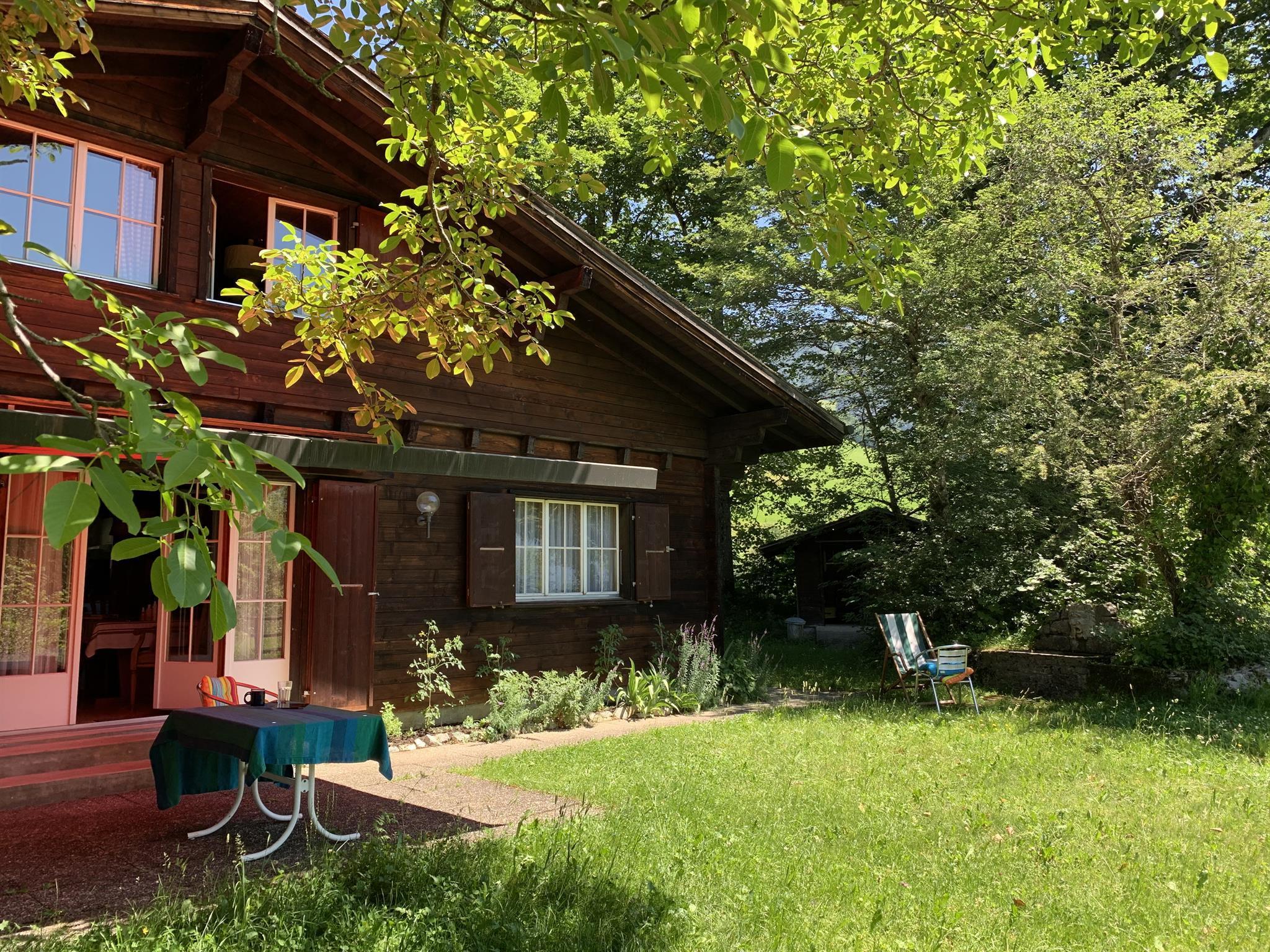 Ferienhaus Roth Flüehli Hasliberg Goldern 5 Bettwohnung