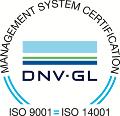 DNVGL MSC ISO 9001