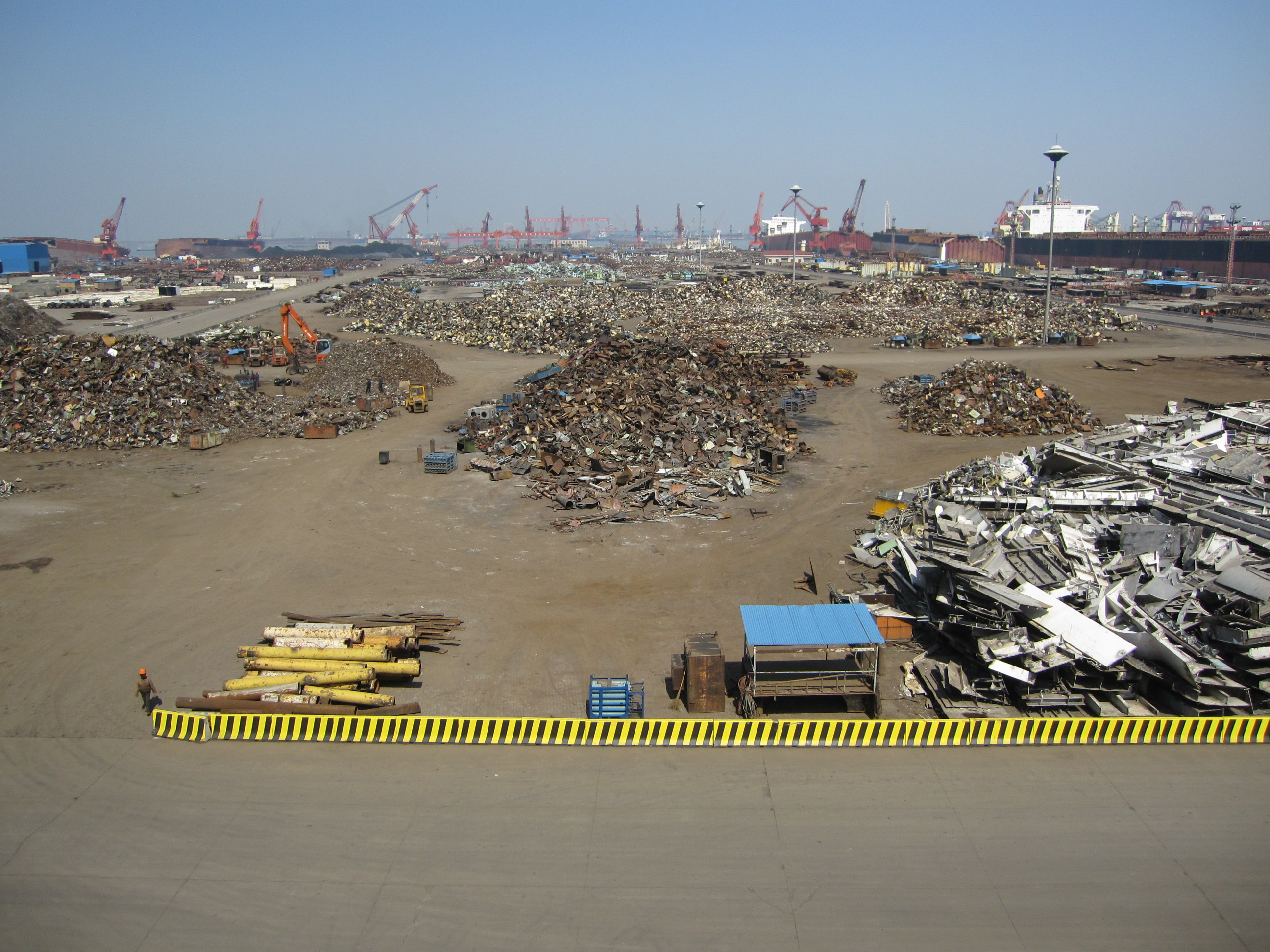 CHANGJIANG SHIP BREAKING