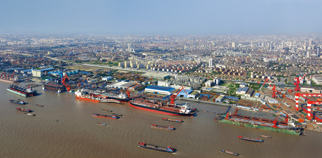 COSCO (NANTONG) SHIPYARD CO., LTD.