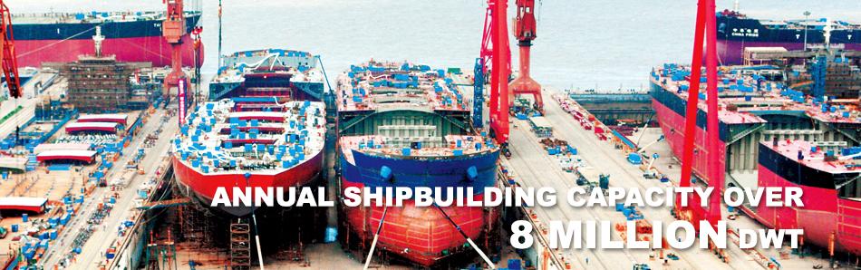 SHANGHAI WAIGAOQIAO SHIPYARD