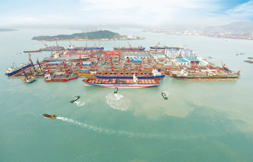 YIU LIAN DOCKYARDS (SHEKOU) LTD
