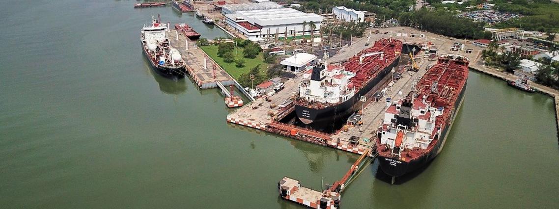 Cerenav Shipyard Pemex Logística